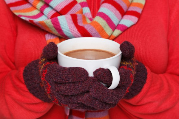 Как вкусно согреться зимой? Терапевтический эффект шоколада.