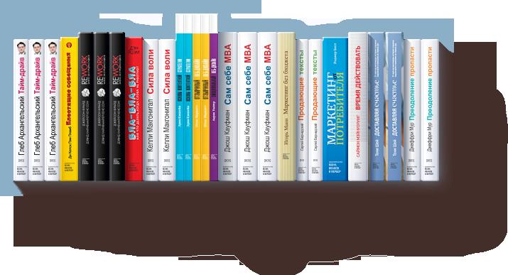 Главные идеи из книг по эффективности и мотивации