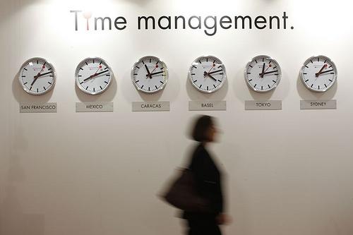 Основные принципы тайм-менеджмента