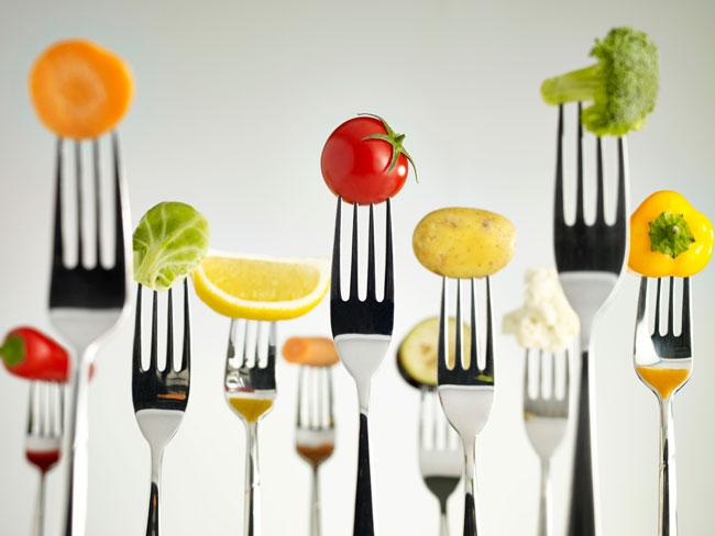 Система питания во время «7 недель без отмазок»