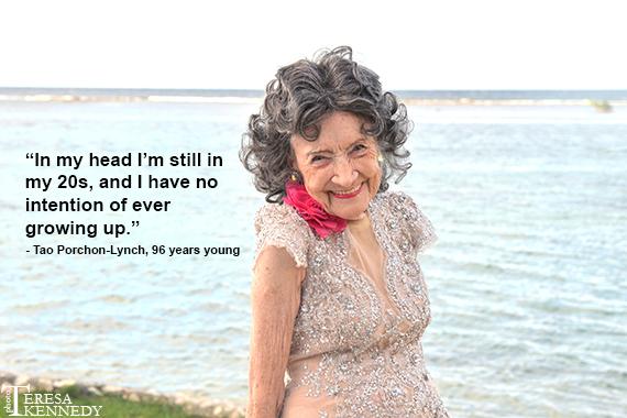 Секрет вечной молодости от 98-летней преподавательницы йоги!