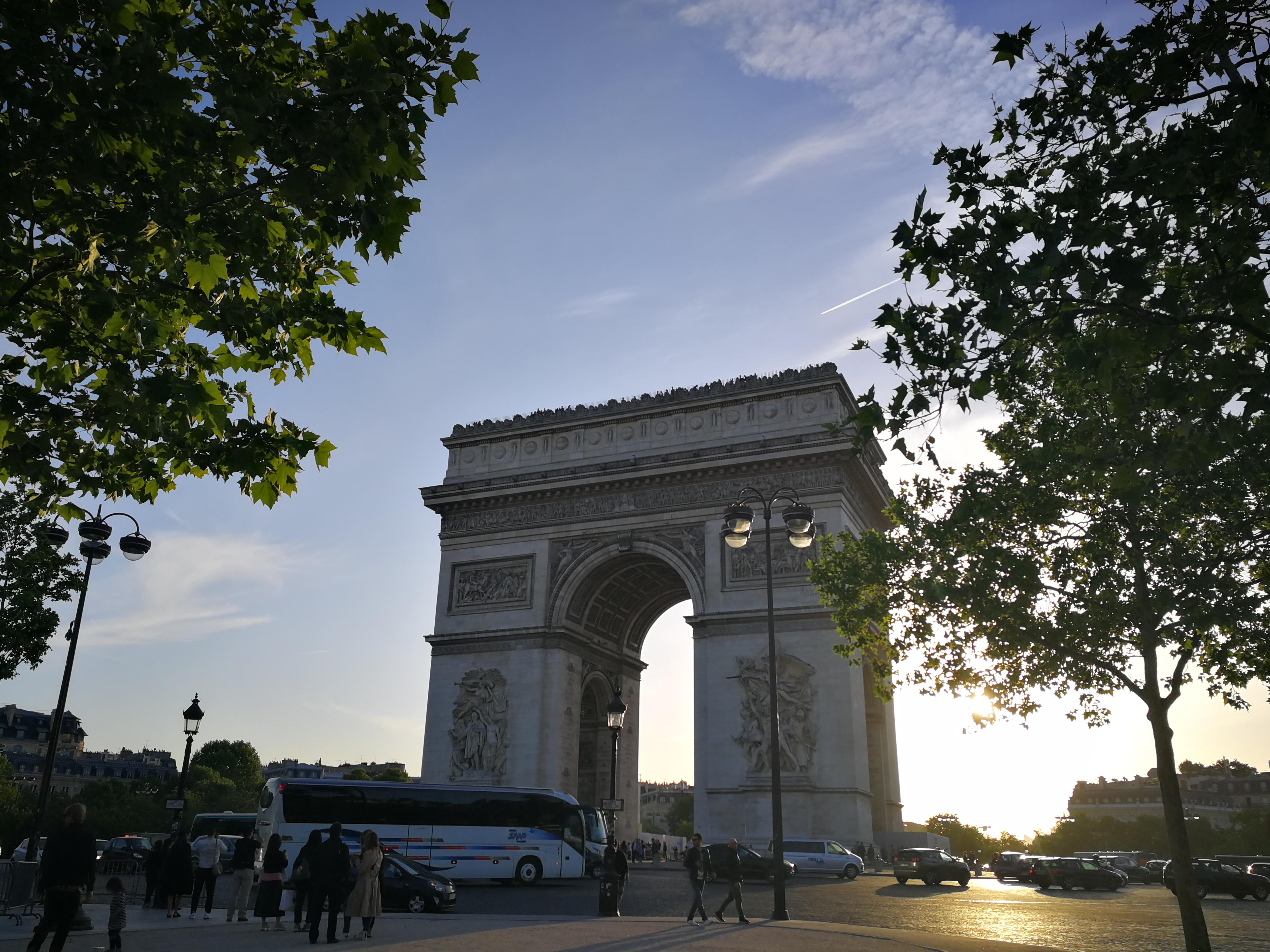 Когда исполняется мечта: путешествие в Париж!
